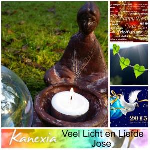 Wens 2015_Veel Licht en Liefde