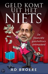 Cover van het boek van Ad Broere, waarin ook een hoofdstuk van mij is opgenomen, november 2012