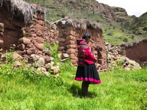 Dona Marquesa in Peru_Qeros_Kanexia_munay-ki_sjamanisme