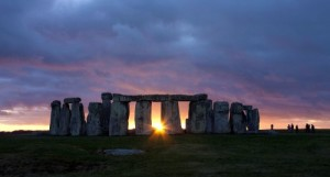 Stonehenge, Engeland